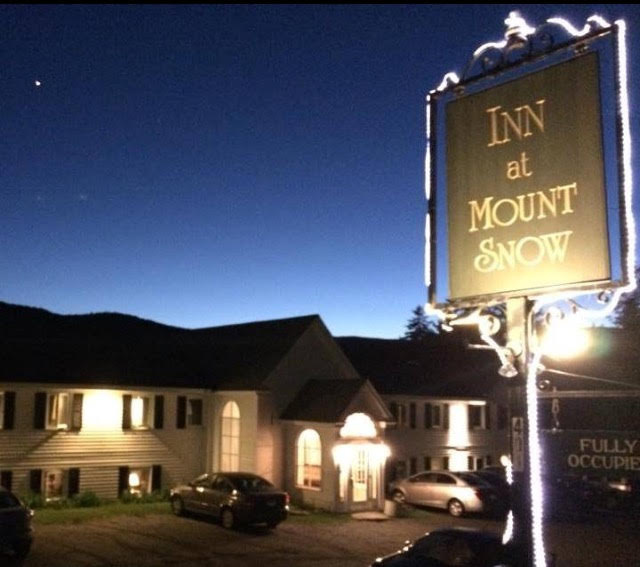 Evening at the Inn at Mount Snow